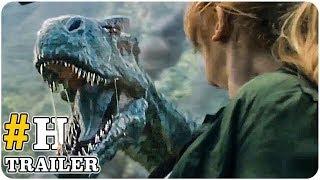 Jurassic World 2 Upadłe królestwo Zwiastun (2018) #PL