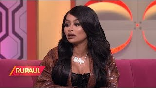 Blac Chyna Talks About Co-Parenting with Rob Kardashian and Tyga