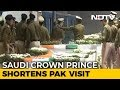 A Day After Pulwama Attack, Saudi Crown Prince Cuts Short Pak Visit