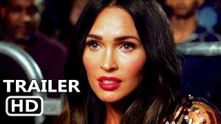 ABOVE THE SHADOWS Official Trailer (2019) Megan Fox Movie HD