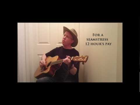 Triangle Factory Fire (song) - James Power