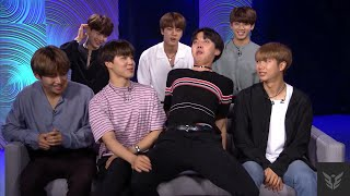15 MINUTES OF BTS' SILLINESS