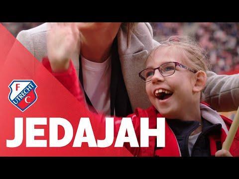 ONVERGETELIJK | Droom van Jedajah (8) komt uit