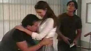 Veronica Schneider Slaps Daniel Elbittar