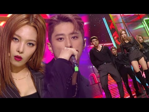 《Comeback Special》 KARD(카드) - You In Me @인기가요 Inkigayo 20171126