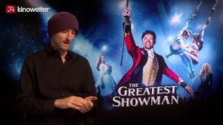 Interview Michael Gracey THE GREATEST SHOWMAN
