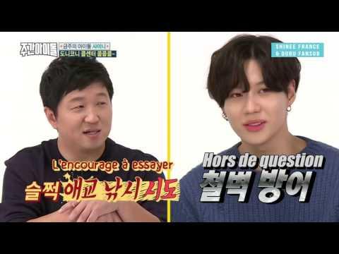[161012 ] Weekly Idol Episode 272 vostfr (SHINee) partie 2