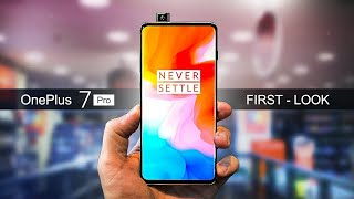 OnePlus 7 Pro - HANDS ON !