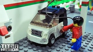 Lego Dirty Car