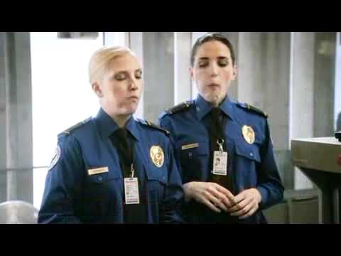 Video Airport Security -funny commercial