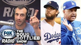 Doug Gottlieb - Dodgers' LOSS Was a WIN for Analytics