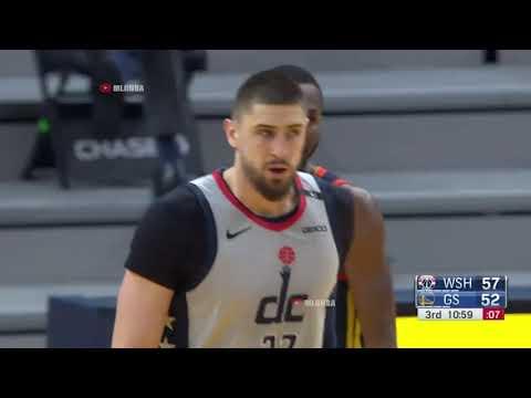 勇士vs巫師 例行賽 Highlights   2020 21 NBA Season