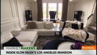 Inside Elon Musk's $17M Bel Air Mansion