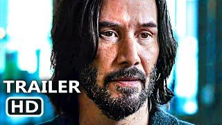 THE MATRIX 4 RESURRECTIONS Trailer (2021)