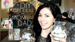 DIY gift Ideas for FATHER's DAY and  MOTHER's DAY !