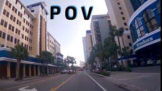 POV Full North Ocean Boulevard | Myrtle Beach, SC