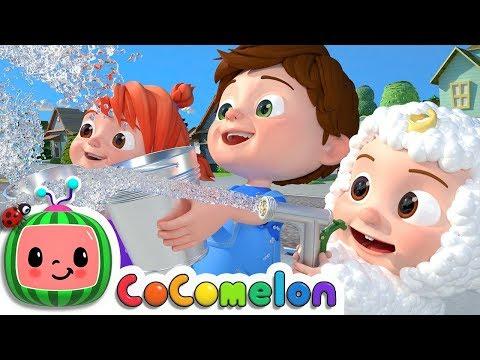 Car Wash Song | CoCoMelon Nursery Rhymes & Kids Songs