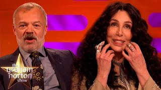 Cher Insults Graham's Beard!   The Graham Norton Show