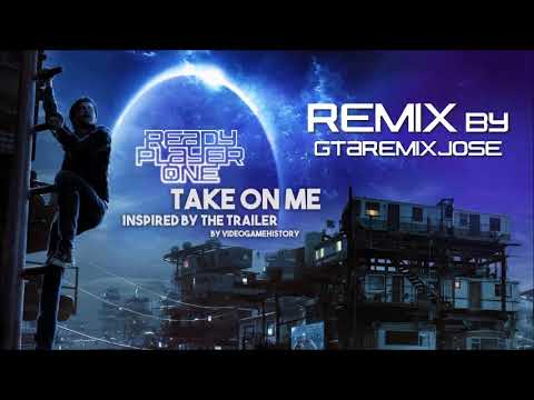 A ha - Take on me (Ready Player One) Tribute Remix   Extended  