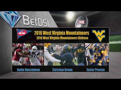 2016 NCAA Betting | West Virginia Mountaineers Team Preview and Odds