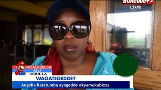 Kasalabecca; Angella Katatumba ayogedde ekyamukubizza