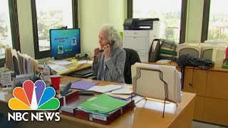 Public Health Officials Targeted Over Coronavirus Pandemic Response | NBC Nightly News