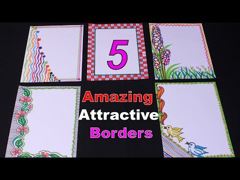 34 Border Ideas For Project Videomovilescom