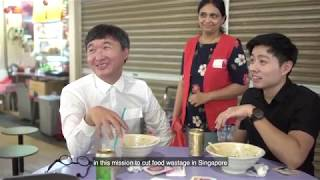Food from the Heart Clean Plate Campaign