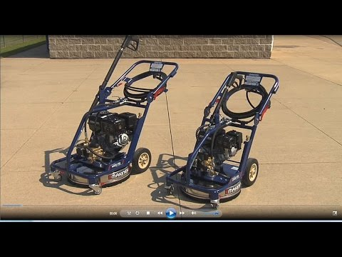 Dual Pressure Washer USA Training Video