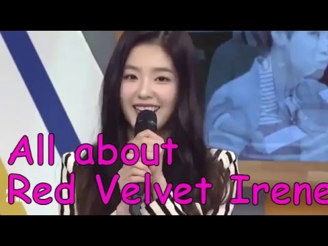 All about Red Velvet Irene fanboys part1