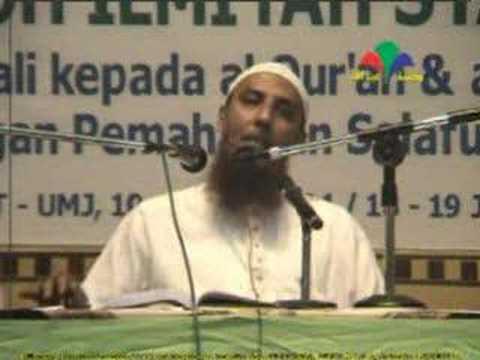 Kembali kepada Al-Quran dan As-Sunnah (1 of 4)
