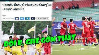 Tin bóng đá VN 26/11: Một loạt báo Thái choáng váng trước đội hình B của U22 Việt Nam