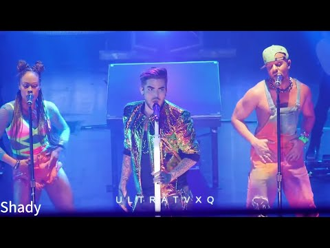 2016 내한 떼창+흥 폭발 Adam Lambert (아담 램버트) Live in Seoul 3. Party