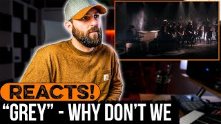 MUSICIAN REACTS to Why Don't We -