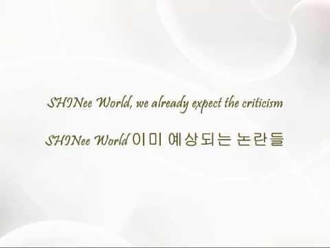 SHINee - The SHINee World (Doo-Bop) [Han & Eng]
