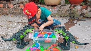 Trò Chơi Bé Đi Bắt Cá ❤ ChiChi ToysReview TV ❤ Đồ Chơi Trẻ Em Baby Doli