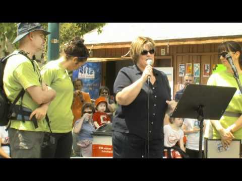 Prescription:Action! 10 juin 2012, 2e journée santé annuelle--Discours et concours