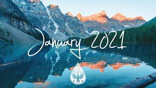 Indie/Pop/Folk Compilation - January 2021 (1½-Hour Playlist)