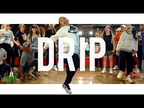 Cardi B Ft. Migos - Drip   Choreography with Phil Wright