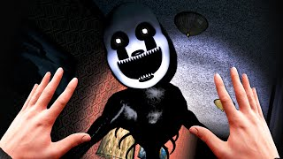 his tentacles had me trembling with fear (FNAF VR)