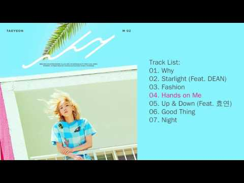 [FULL ALBUM] TAEYEON_태연 - Why