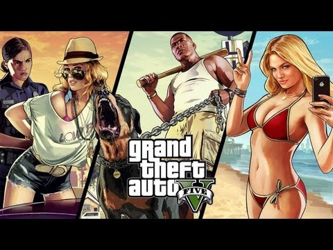 Baixar GTA V music video | Jay Rock - Hood Gone Love it