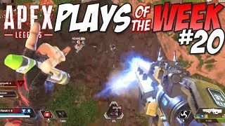 Champions Crowned! - Apex Legends Top 10 Best Plays of the Week #20