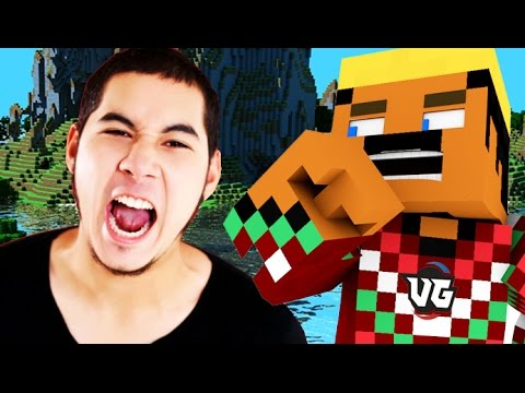 WHEN A MEXICAN PLAYS MINECRAFT! (Minecraft Voice Trolling) - videogames  - ACCdZ2Jo_Jw -