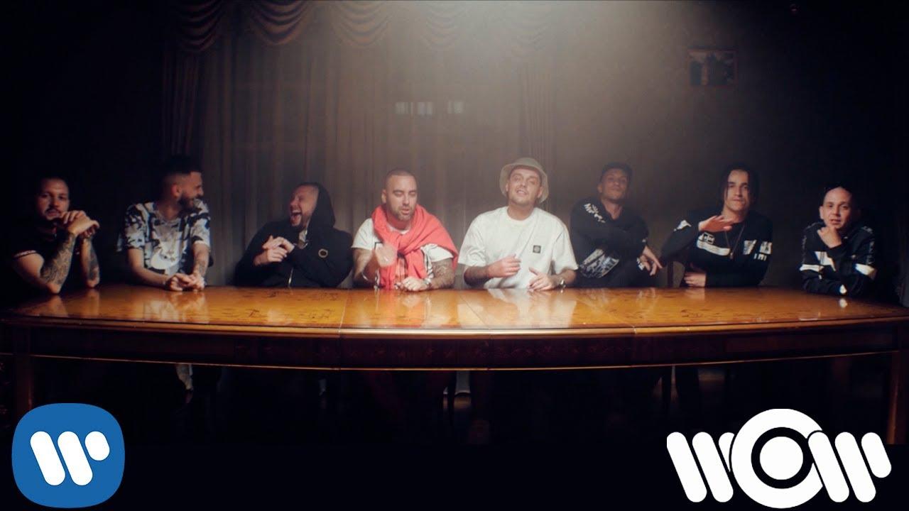 Гуф - Знаем Ходы (feat. Slim & Rigos & Kitoboy & DJ Cave & DEEMARS & GUNZ & C4 & Shenko Nashinal)