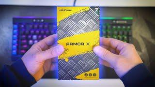 Video Ulefone Armor X7 ACHTnnrOqdo