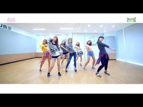 CLC(씨엘씨) - 아니야(No oh oh)(Choreography Practice Video)