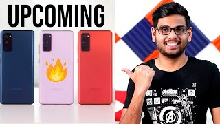 Top Smartphones Coming in October 2020🔥🔥🔥