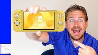 Nintendo Switch Lite: specs, price, and DISCRIMINATION!
