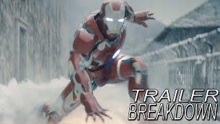 Avengers Age of Ultron Trailer 2 Breakdown